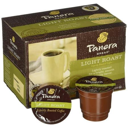 Panera Bread Light Roast Coffee K Cups  12 Ct  Pack Of 6