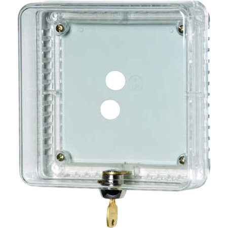 Honeywell TG510A1001 Small Universal Thermostat guard Clear Cover