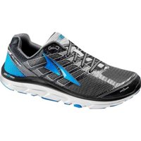 Altra Men's Provision 3.0 Lace-Up Athletic Running Shoes Charcoal/Blue Size 8.5M