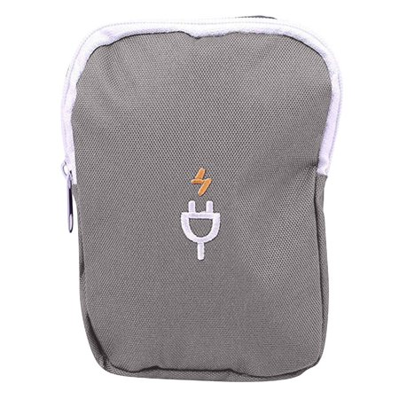 Waterproof Travel Storage Bag Electronics USB Charger Case Data Cable