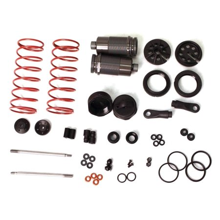 Cen Racing Differential - New HRP Cen Racing Gs501 Complete Shock Set (One Pair) Colossus Xt