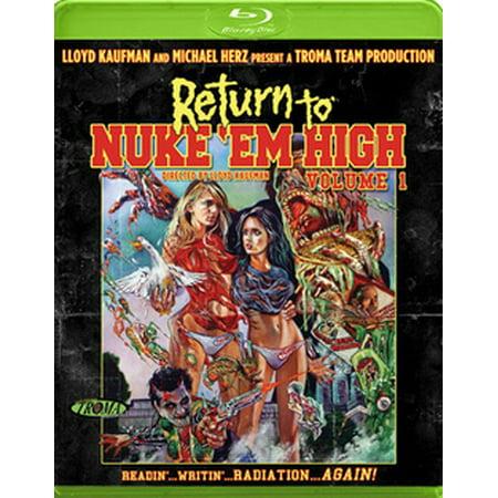 Return to Nuke 'Em High Volume 1 (Blu-ray) (Return To Return To Nuke Em High)