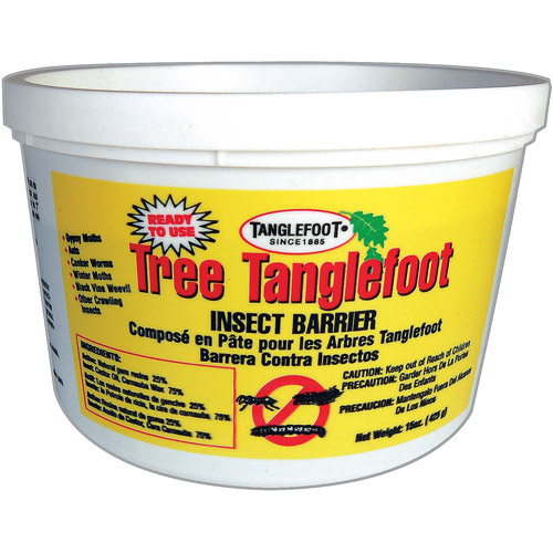 Tanglefoot 300000625 15 Oz Tree Tanglefoot insect Barrier Tub