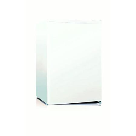 Arctic King 2.6 Cu Ft Single Door Mini Fridge, White
