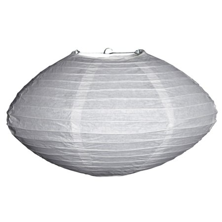 Asian Import Store Distribution White Saturn Paper - Sky Lanterns In Store