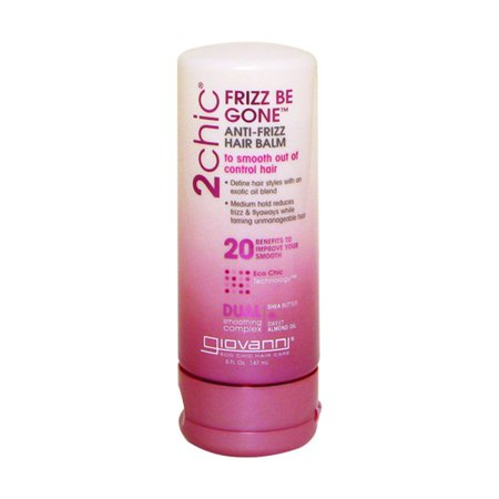 Giovanni 2Chic Frizz Be Gone Anti Hair Balm Shea Butter Almond