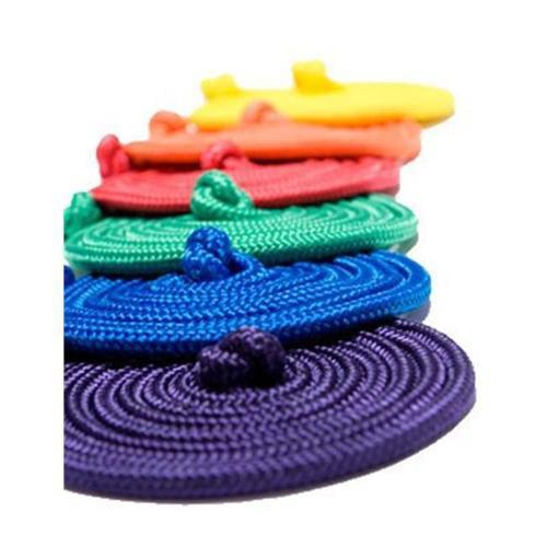Just Jump It R8PR Purple Rainbow Jump Rope - 8 Feet