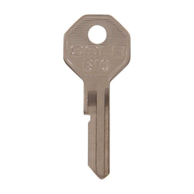 100mmx6mmx6mm Carbon Steel Key Stock Keystock Gray 4pcs