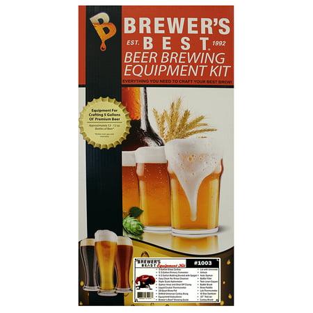 Brewers Best Beast Beer Equipment Kit