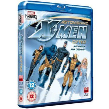 Astonishing X-Men: Gifted (Blu-ray)