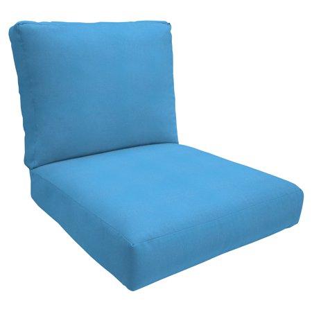 Super Eddie Bauer Sunbrella Deep Seating Lounge Chair Cushion Knife Edge Pdpeps Interior Chair Design Pdpepsorg