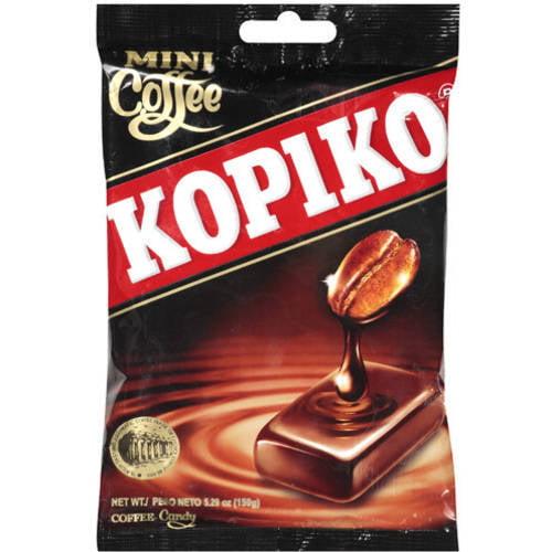 Kopiko Mini Coffee Candy, 5.29 oz