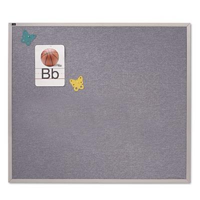 Vinyl Tack Bulletin Board QRTVTA404B