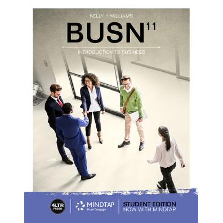 Busn (with Mindtap Printed Access Card)