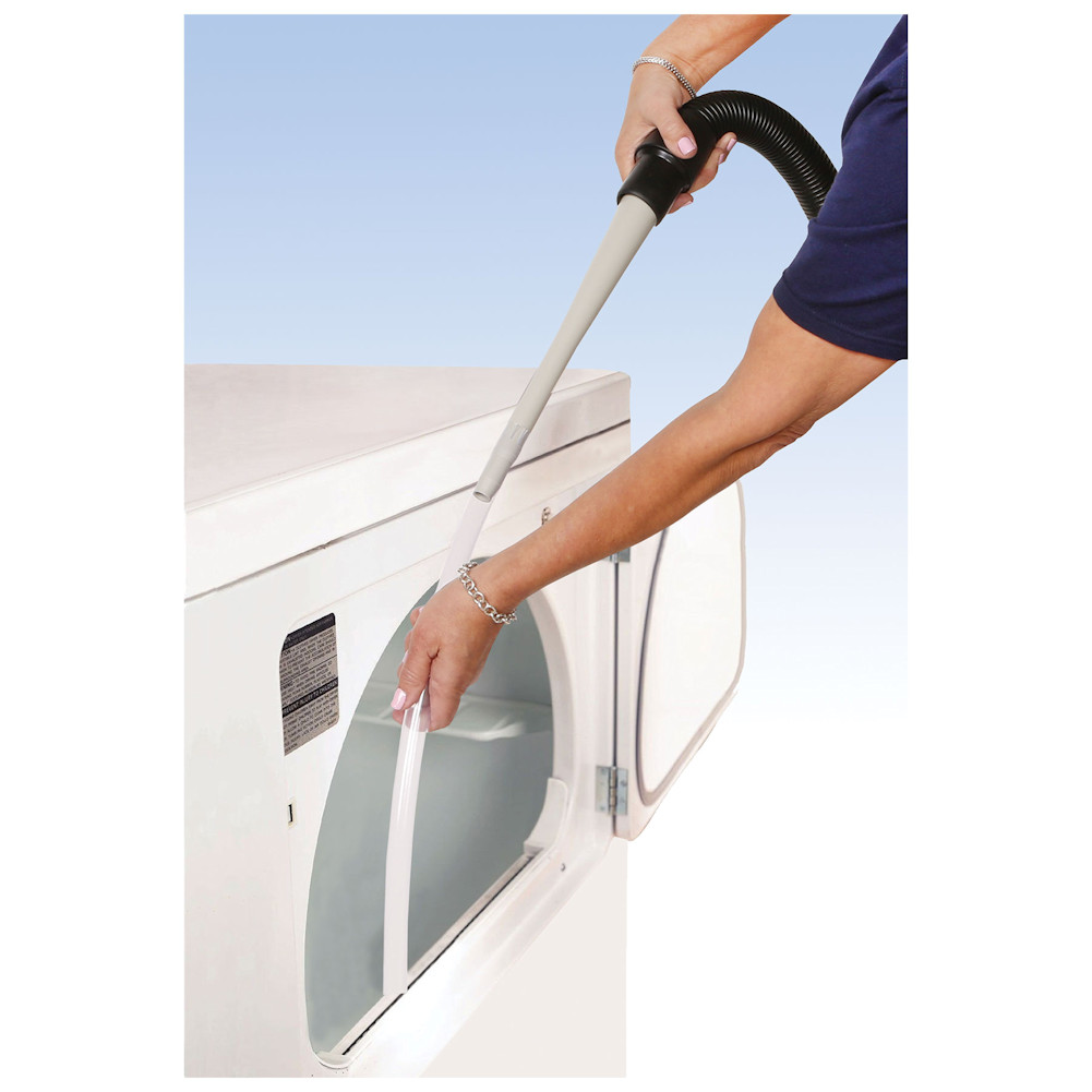 drop something in the dryer lint compartment - 1001×1001
