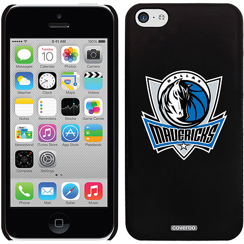 Dallas Mavericks Design on iPhone 5c Thinshield Snap-On Case by Coveroo