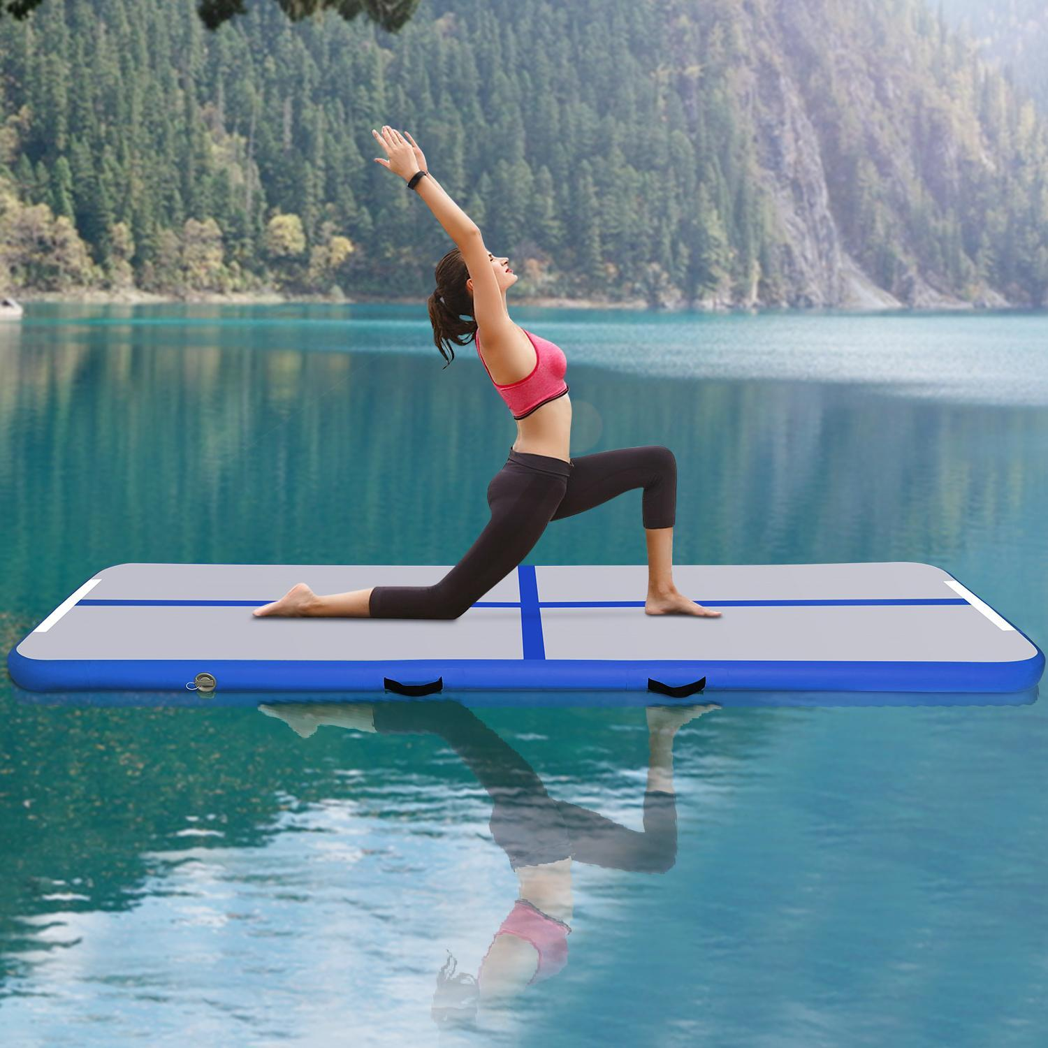 Holiday Special Inflatable Gymnastic Yoga Pad Air Track