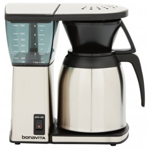 Bonavita BV1800SS Stainless Steel 8-Cup Original Coffee Brewer