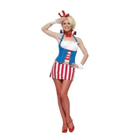 Costumes For All Occasions Ua83405Ml Miss Firecracker Size Md Lg](Firecracker Costume)