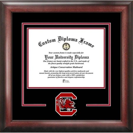 South Carolina Gamecocks 14  X 11  Spirit Diploma Frame