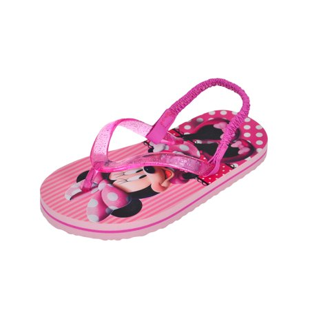 Disney Minnie Mouse Girls' Sandals (Sizes 5 - 12)](Minnie Mouse Toddler Shoes)
