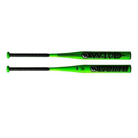 Worth Wicked XL ISA/SSUSA Senior Slowpitch Softball Bat,