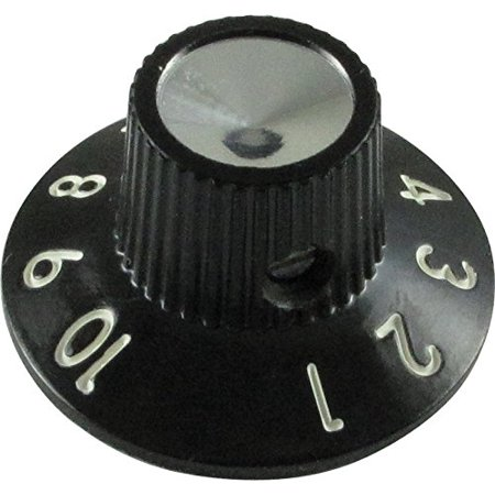 Skirted Replacement Guitar Amp Knob By Fender