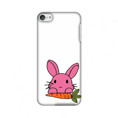 iPod Touch 6th Gen Case - Carrot my favourite, Hard Plastic Back Cover, Slim Profile Cute Printed Designer Snap on Case with Screen Cleaning (My Ipod Touch Wont Turn On At All)
