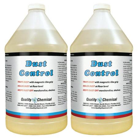 Dust Control Solution - 2 gallon case