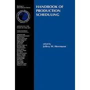 Handbook of Production Scheduling