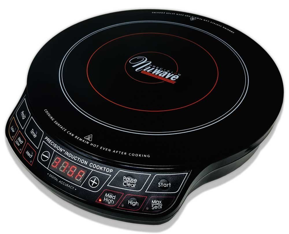 Superior NuWave Precision Induction Cooktop 1300 Watts