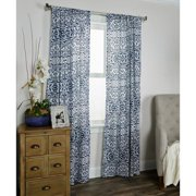 Rizzy Home  Mindwork Collection Ikat Pattern 84 - 42 x 84 Grey