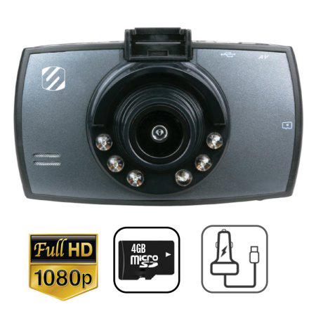 Scosche DDVR2-ST1 - HD Digital Video Camera Record For Dash