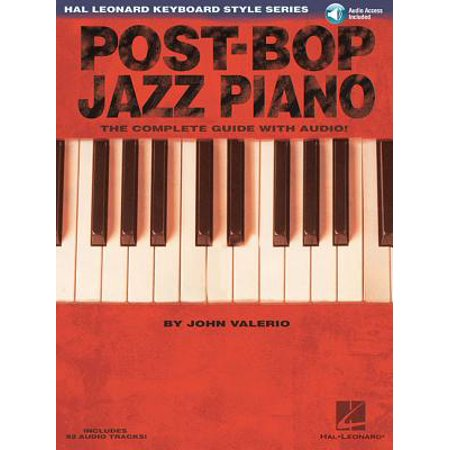 Post-Bop Jazz Piano - The Complete Guide with Audio! : Hal Leonard Keyboard Style