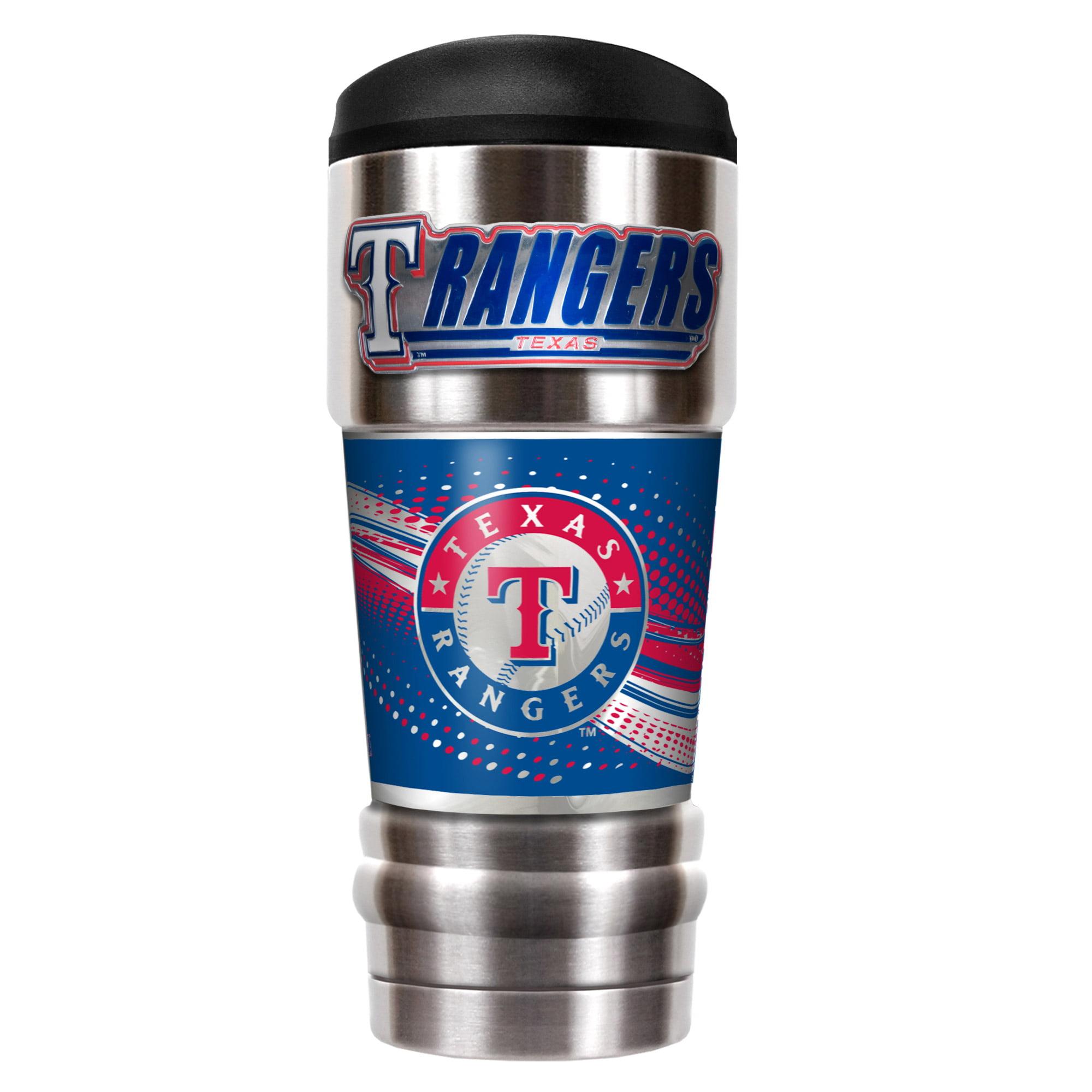 Texas Rangers The MVP 18oz. Tumbler - No Size