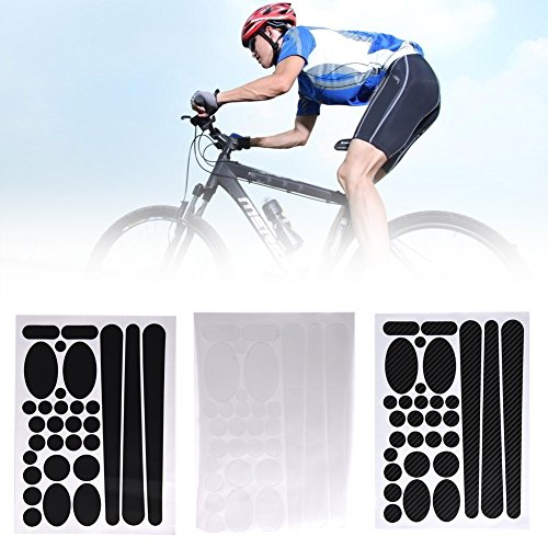 Bicycle Decal Sticker Frame Sticker Protection Kit For Road Mountain Bike US
