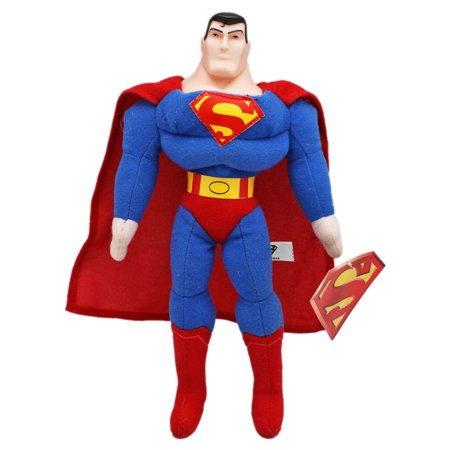 Classic Costume Superman Stuffed Toy With Hard Head (11in) (Gross Stuff For Halloween)