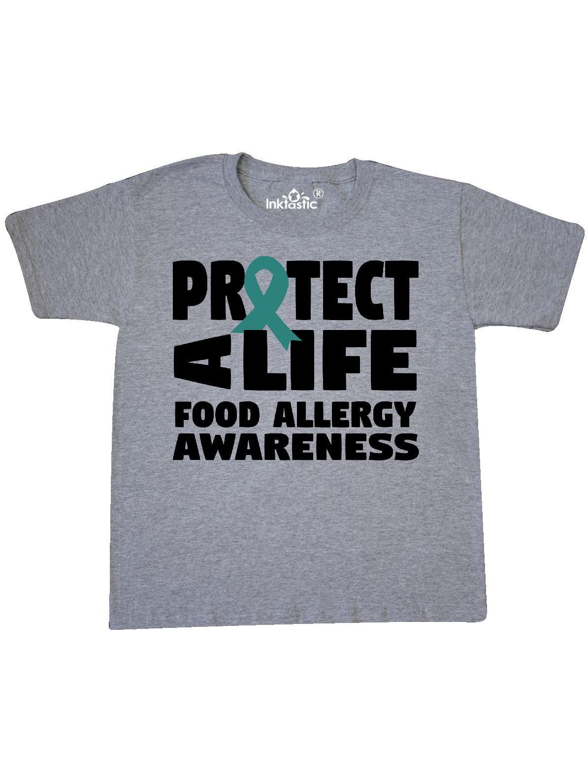 inktastic Allergy Awareness Teal Pumpkin in Marker Baby T-Shirt