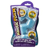 Kinetic Foam, Single Pack, Blue