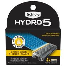 Razor Blades: Schick Hydro 5 Sense Energize