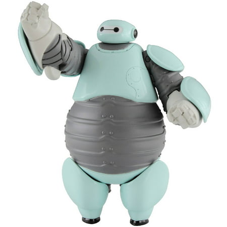 Bandai America Big Hero 6 Basic Figures, Baymax 1.0](Big Hero 6 Baymax)