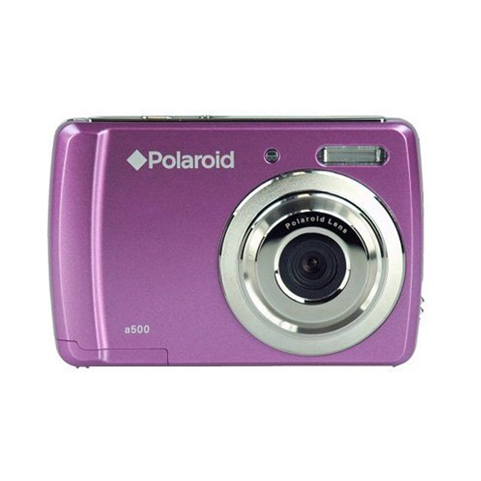 Polaroid IEX29-RED 18.0 Megapixel Digital Camera - 10x Optical/4x ...