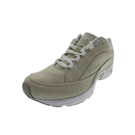 Ryka Womens Catalyst Plus Iii Canvas Casual Walking Shoes