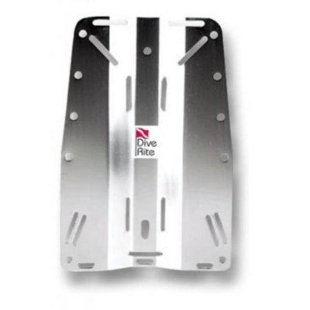 Dive Rite Stainless Steel Backplate for Technical Scuba Divers