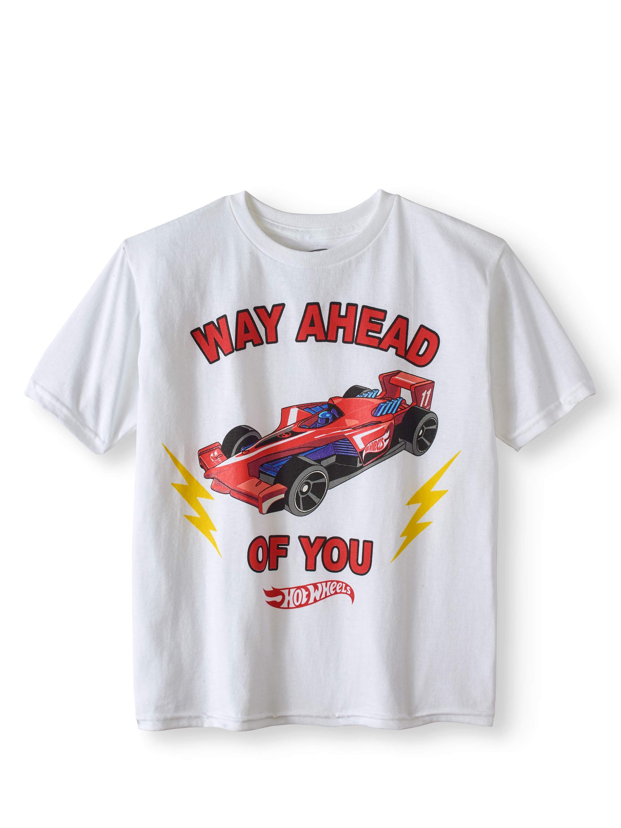 Way Ahead of You' Graphic T-Shirt (Little Boys)