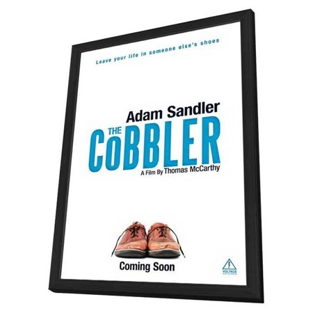The Cobbler  2015  27X40 Framed Movie Poster