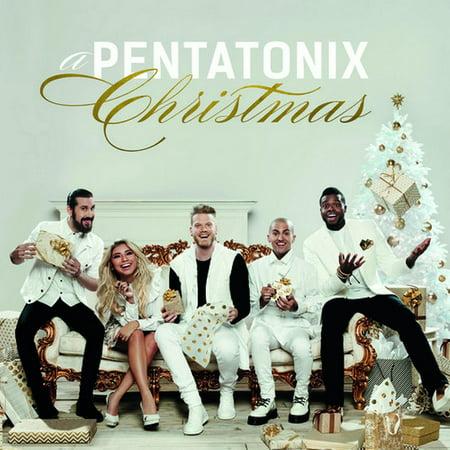 pentatonix a pentatonix christmas cd walmart com