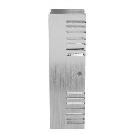 Ejoyous  Lumière blanche chaude en aluminium de lumière de mur de lampe de l'effet blanc chaud de 6W pour le décor d'éclairage intérieur, LED d'intérieur, lumière d'intérieur - image 12 de 12