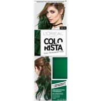 L'Oreal Paris Colorista Semi-Permanent Hair Color For Brunettes, #Burgundy, 1 kit