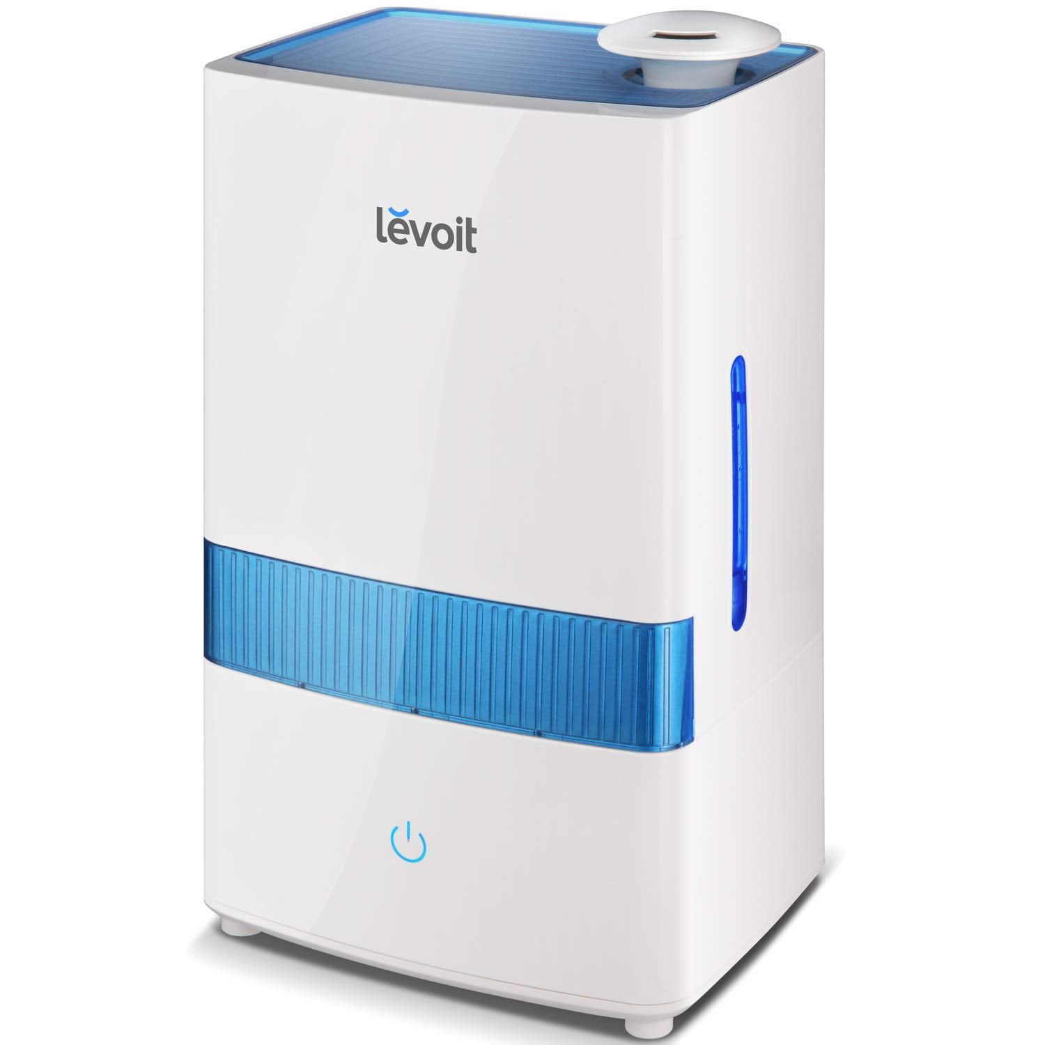 LEVOIT Cool Mist Humidifiers, 4.5L Ultrasonic Humidifier for Bedroom and Babies, Large-Capacity Vaporizer for... by Levoit